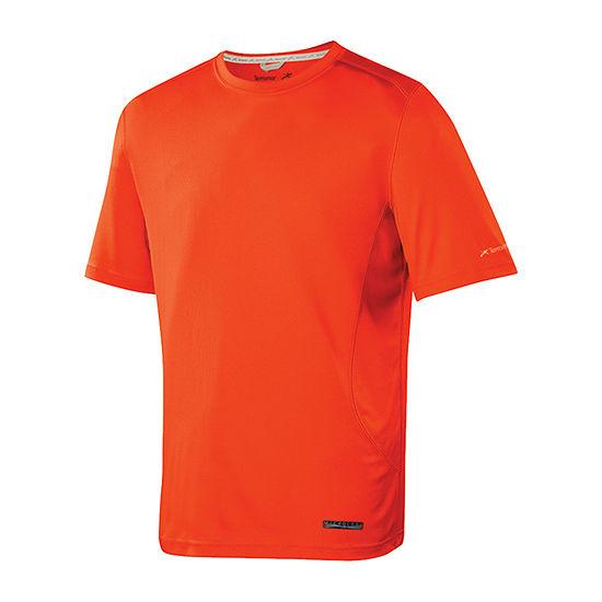 Microcool Crew Neck Short Sleeve Thermal Shirt