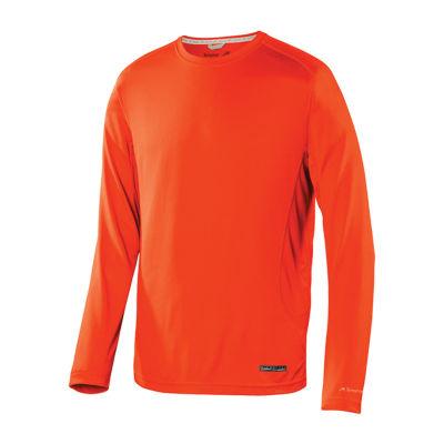 Microcool Crew Neck Long Sleeve Thermal Shirt