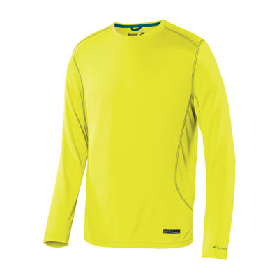 Microcool Crew Neck Long Sleeve Thermal Shirt