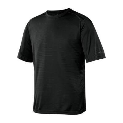 Helix Mountain Crew Neck Short Sleeve Thermal Shirt