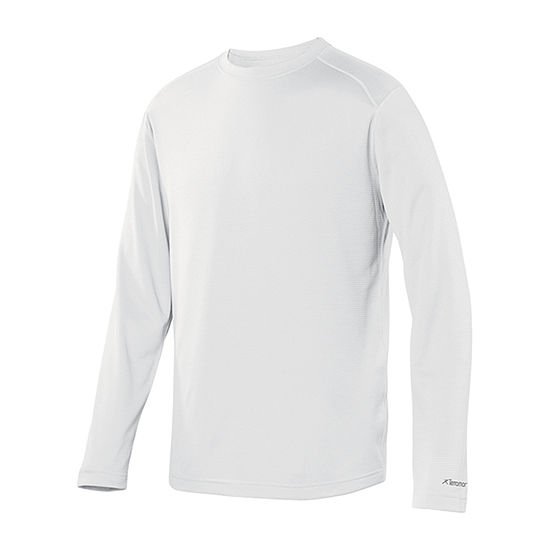 d609fab20f94c Helix Mountain Crew Neck Long Sleeve Thermal Shirt JCPenney
