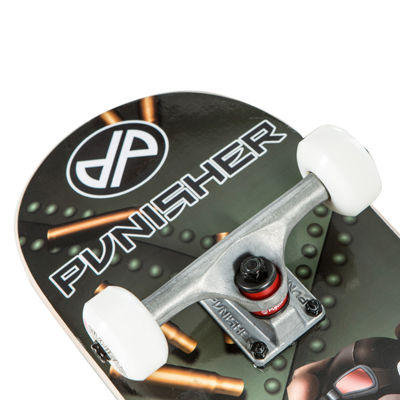 Punisher Bomber Girl Skateboard