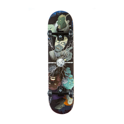 Punisher Monster Mashup Skateboard