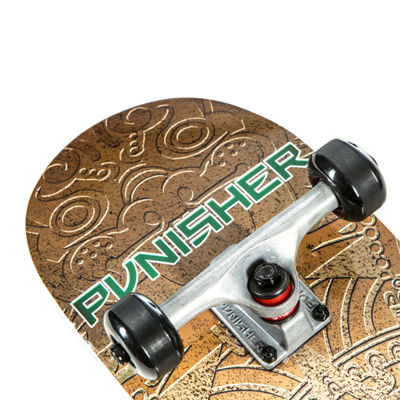 Punisher Mayan Skateboard