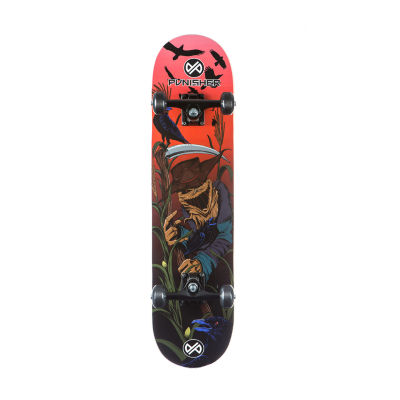 Punisher Scarecrow Skateboard