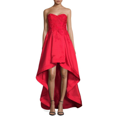 City Triangle Prom Sleeveless Ball Gown-Juniors