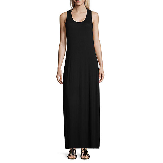 Lm Beach Jersey Swimsuit Cover Up Dress Jcpenney