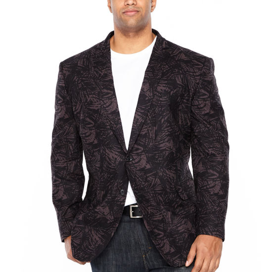 JF J.Ferrar Classic Fit Sport Coat - Big and Tall