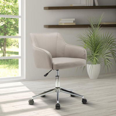 Techni Mobili Comfy and Classy Home Office Chair