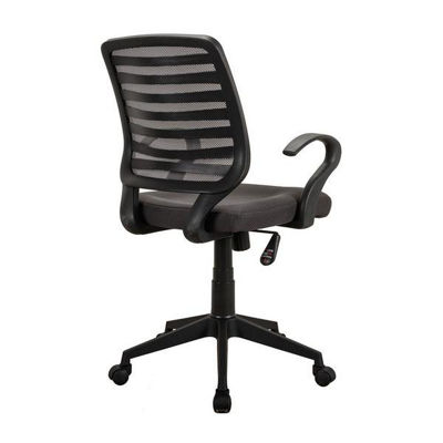 Techni Mobili Comfy Rolling Mesh Task Chair with Arms
