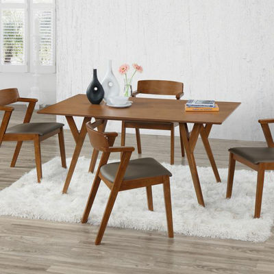 Techni Mobili Home Wooden Dining Chair