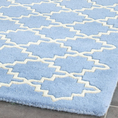 Safavieh Velasco Geometric Hand Tufted Wool Rug