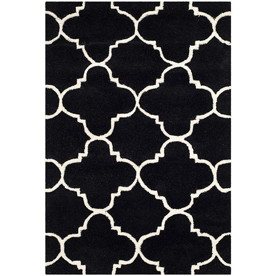 Safavieh Anna Geometric Hand Tufted Wool Rug