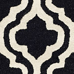 Safavieh Bernard Geometric Hand-Tufted Wool Rug