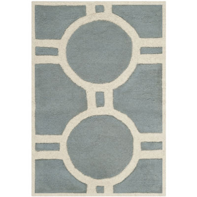 Safavieh Brion Geometric Hand-Tufted Wool Rug