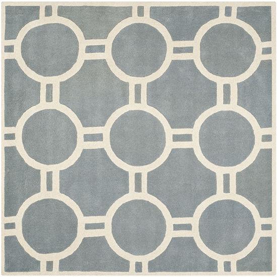 Safavieh Brion Geometric Hand-Tufted Wool Rug