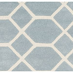 Safavieh Carson Geometric Hand-Tufted Wool Rug