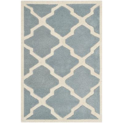 Safavieh Florence Geometric Hand Tufted Wool Rug