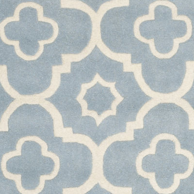 Safavieh Grigor Geometric Hand Tufted Wool Rug