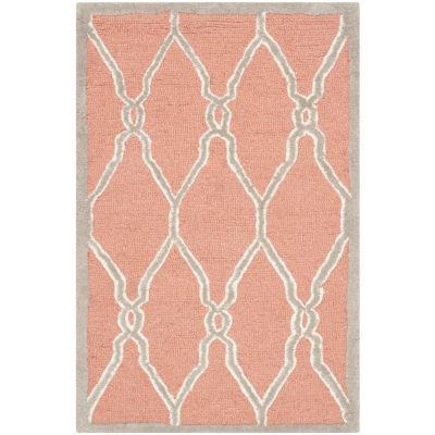 Safavieh Johanna Geometric Hand Tufted Wool Rug