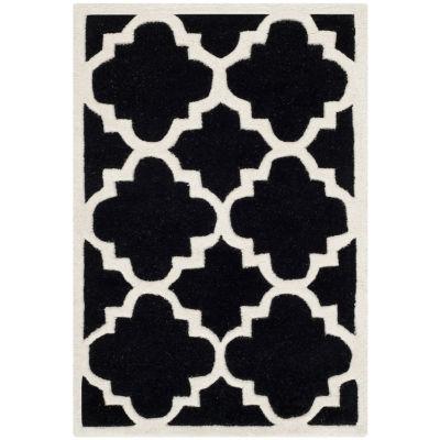 Safavieh Lucina Geometric Hand Tufted Wool Rug