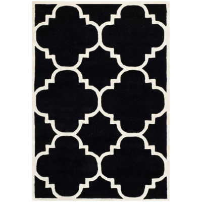 Safavieh Lucina Geometric Hand Tufted Wool Rug