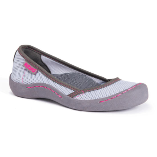 MUK LUKS® Sandy Slip-On Flat
