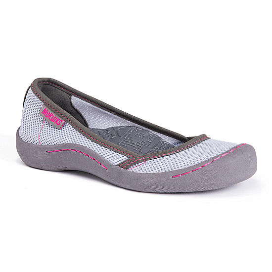 MUK LUKS® Sandy Slip-On Flat 74dpiHFsg