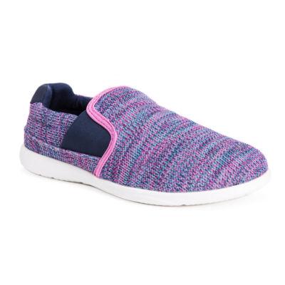 Muk Luks Midge Womens Slip-On Shoes