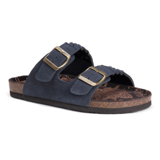 Muk Luks Juliette Womens Flat Sandals