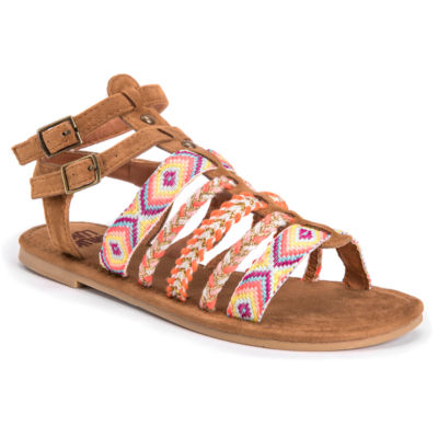 Muk Luks Katya Womens Flat Sandals