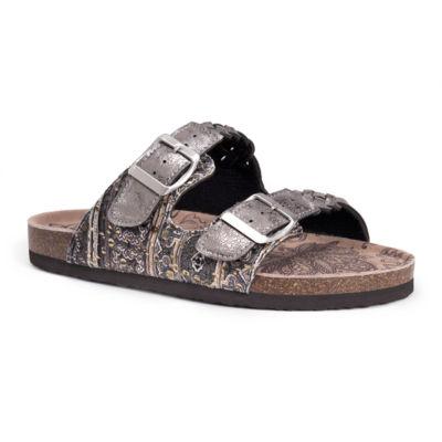 Muk Luks Juliette Womens Flat Sandals