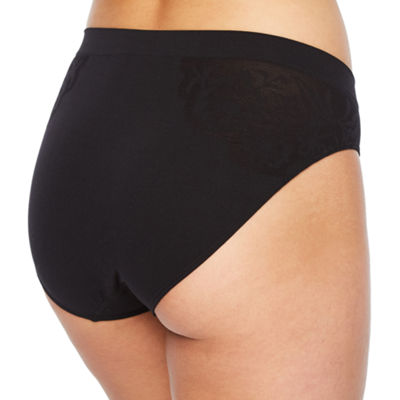 Ambrielle Seamless High Cut Panty