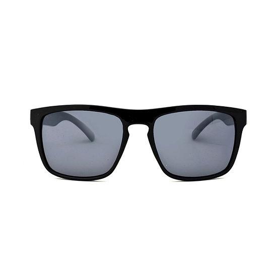 Zoo York Mens Full Frame Square Sunglasses
