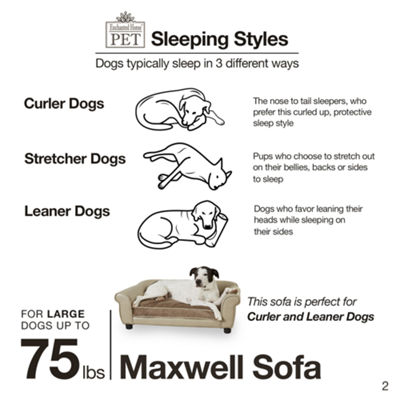 Enchanted Home Pet Maxwell Sofa