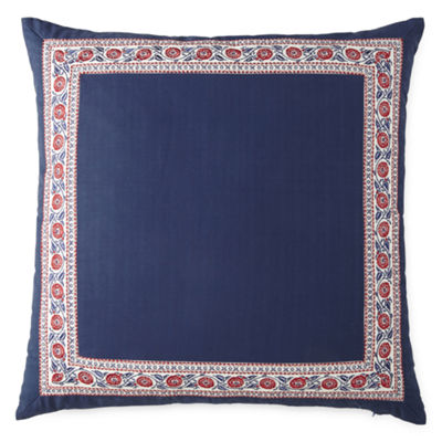 JCPenney Home Antibes Euro Pillow