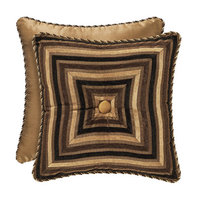 Five Queens Court Reilly 18Inch Square Pillow