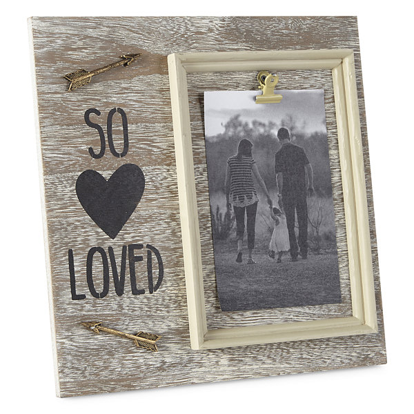 JCPenney Home So Loved Tabletop Frame