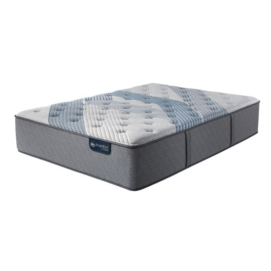 Serta® iComfort® Blue Fusion 1000 Firm Tight-Top - Mattress Only