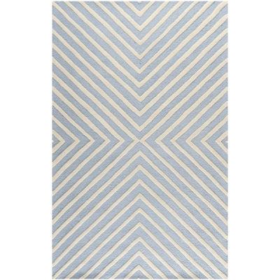 Safavieh Ralph Stripe Hand Tufted Wool Rug