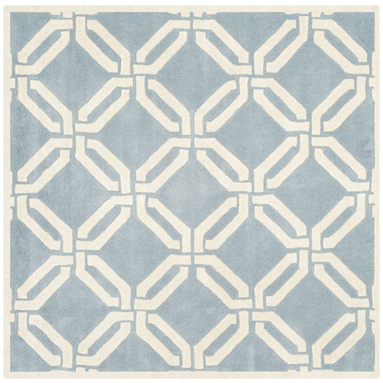 Safavieh Neofit Geometric Hand Tufted Wool Rug