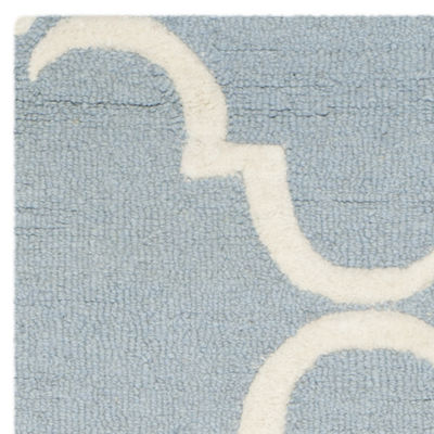 Safavieh Ronan Geometric Hand Tufted Wool Rug