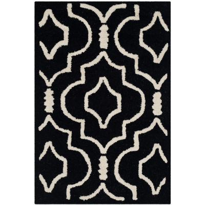 Safavieh Selina Geometric Hand Tufted Wool Rug