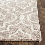 Safavieh Selina Geometric Hand Tufted Wool Rug