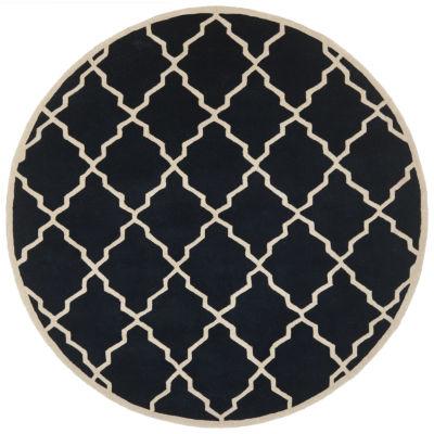 Safavieh Tiffany Geometric Hand Tufted Wool Rug