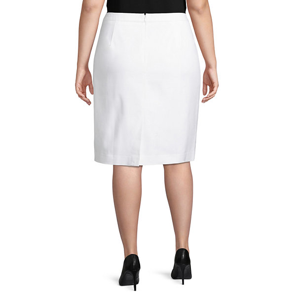 Liz Claiborne Pencil Skirt- Plus