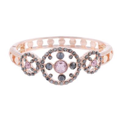 Liz Claiborne Pink Stretch Bracelet