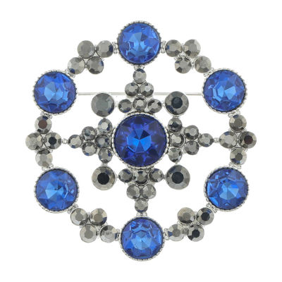 Liz Claiborne Blue Pin