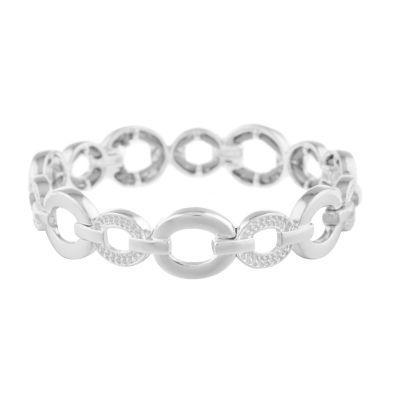 Liz Claiborne Silver Tone Jewelry Set