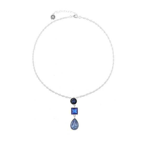 Monet Jewelry 17 Inch Rope Pendant Necklace